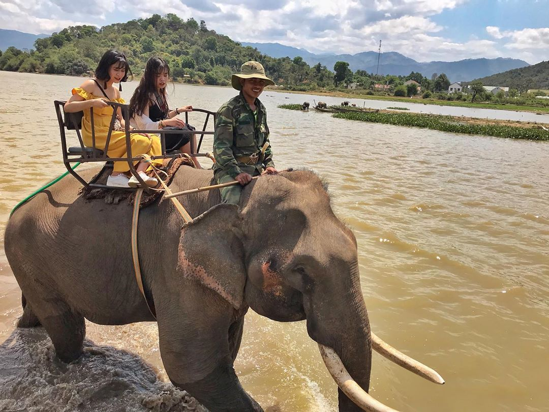 Tour Thác Dray Nur – Bản Đôn – Buôn Ma Thuột